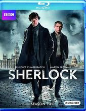 Sherlock - Season 2 (Blu-ray)