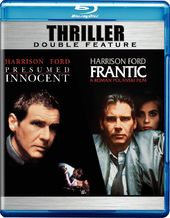 Presumed Innocent / Frantic (Blu-ray)