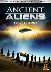 Ancient Aliens - Season 6 - Volume 1 (2-DVD)