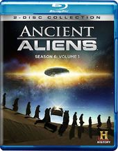 Ancient Aliens - Season 6 - Volume 1 (Blu-ray)