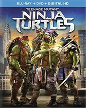 Teenage Mutant Ninja Turtles (Blu-ray + DVD)