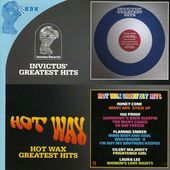 Invictus' Greatest Hits / Hot Wax Greatest Hits
