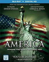 America: Imagine the World Without Her (Blu-ray)