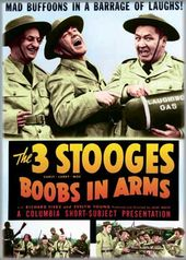 "The Three Stooges - Boobs in Arms Magnet 2 1/2"" x"
