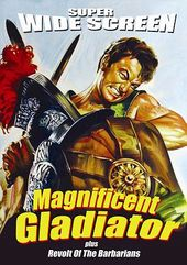Magnificent Gladiator (plus Revolt of the