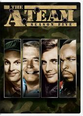 The A-Team - Season 5 (3-DVD)