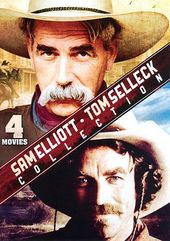 Sam Elliott & Tom Selleck 4-Movie Collection