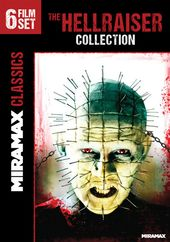 The Hellraiser Collection: 6 Film Set (2-DVD)