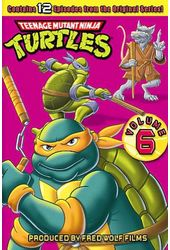 Teenage Mutant Ninja Turtles - Volume 6