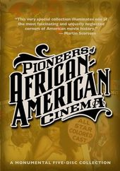 Pioneers of African-American Cinema (5-DVD)