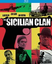 The Sicilian Clan (Blu-ray)