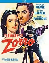 The Mark of Zorro (Blu-ray)