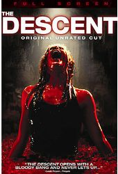 The Descent (Unrated Edition, Full Frame)