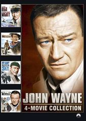 John Wayne 4-Movie Collection (The High and the
