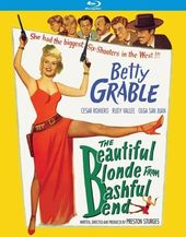 The Beautiful Blonde from Bashful Bend (Blu-ray)