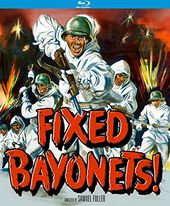 Fixed Bayonets! (Blu-ray)