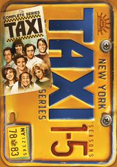 Taxi - Complete Series (17-DVD)