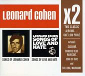 Songs of Love and Hate / Songs of Leonard Cohen