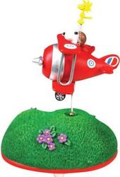 Peanuts - Over The Hills Snoopy - Figurine
