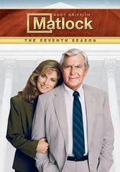 Matlock - Season 7 (3-DVD)