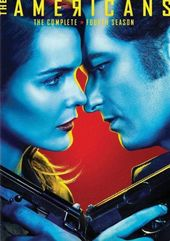 The Americans - Complete 4th Season (4-DVD)