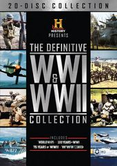 History Channel: Definitive WWI & WWII Collection