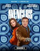 The Avengers - Season 5 (Blu-ray)