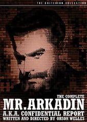Mr. Arkadin (3-DVD, 3 Different Versions)