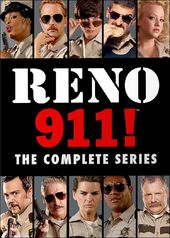 Reno 911! - The Complete Series (14-DVD)