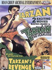 Tarzan - Collector's Choice - Tarzan the Fearless