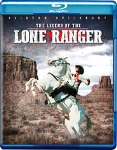 The Legend of the Lone Ranger (Blu-ray)