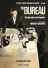 The Bureau - Season 1 (3-DVD)