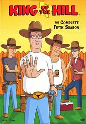 King of the Hill - Season 5 (3-DVD)