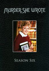 Murder, She Wrote - Season 6 (5-DVD)