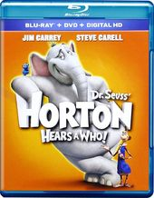 Horton Hears a Who (Blu-ray + DVD)