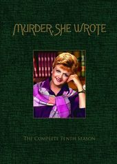 Murder, She Wrote - Season 10 (5-DVD)