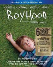 Boyhood (Blu-ray + DVD)