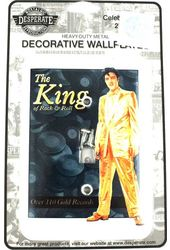 Elvis Presley - Gold Lame Suit - Light Switch