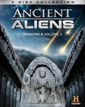 Ancient Aliens - Season 6, Volume 2 (3-DVD)