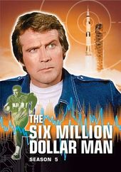 The Six Million Dollar Man - Season 5 (6-DVD)