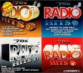 70's Radio Hits, Volume 1-4 (4-CD)