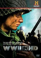 History Channel - WWII in HD (3-DVD)