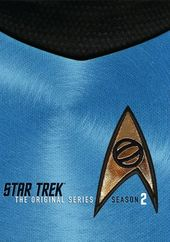 Star Trek: The Original Series - Season 2 (8-DVD)