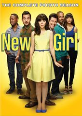 New Girl - Complete 4th Season (3-DVD)