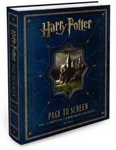 Harry Potter Page to Screen: The Complete