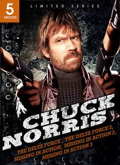 Chuck Norris - 5 Movie Collection (The Delta