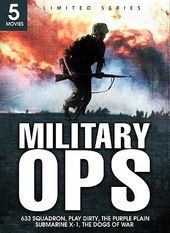 Military Ops (633 Squadron / Play Dirty / The
