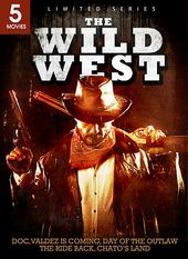 The Wild West - 5 Movie Collection (Doc / Valdez