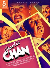 Charlie Chan 5-Movie Gift Box (In the Secret