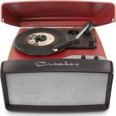 Crosley CR6010A-RE Keepsake Collegiate Portable